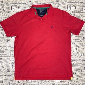 Nautica Performance Deck Shire Classic Fit Polo